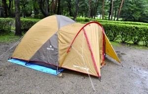 那須キャンプ